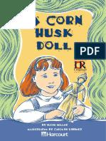 A Corn Husk Doll