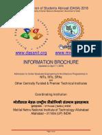 DASA UG 2018 Brochure 11 Apr 2018