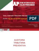 Semana 5 - Auditoria Tributaria Preventiva