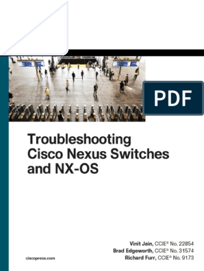 Troubleshooting Cisco Nexus Switches and NX-OS | Multicast