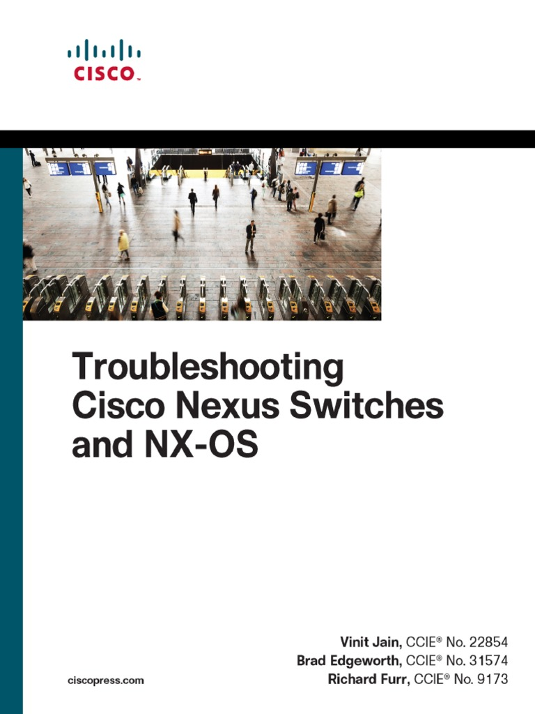 Troubleshooting Cisco Nexus Switches and NX-OS   Multicast