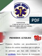 CAPACITACION PRIMEROS AUXILIOS Y RCP.pptx