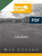 Gálatas - Max Lucado