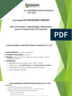 b Prog Inv - Metodologia  Mecanismos para la Financicion de Proyeectos.pptx