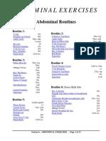 Abdominals[1]