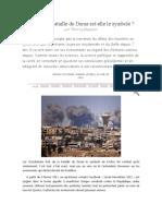 Thierry Meyssan La Bataille de Deraa