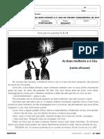 Resolucao Desafio 6ano Fund2 Portugues 031217