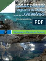 Contaminación Por Nitratos de Aguas Subterráneas