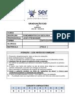 Fundamentos Da Geologia - Av2 1b - Gabarito - Wagner