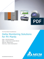 Monitoring Solutions V1