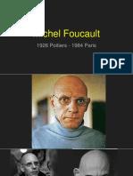 Michel Foucault - Slide