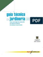 Agricultura Ecologica - Guia Tecnica de Jardineria Ecologica (Colombia)