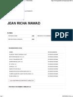 Filtración DAKA Jean Richa Mawad