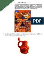 Cultura Paracas y Chimu