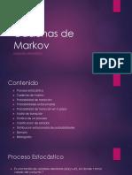Cadena de Markov