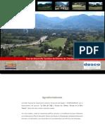 Plan de desarrollo turístico Chontabamba 2014-2017