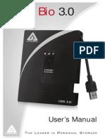 AegisBio3 Manual
