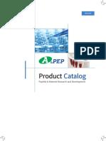 A&PEP Catalog