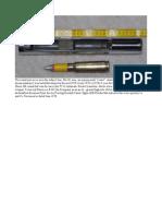 38mm ACFT Rocker CT Cartridge Display Rd