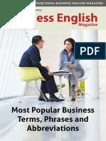 Most Popular Business Terms BEM42