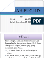 Daerah Euclid