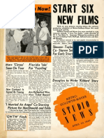 MGM Studio News (April 23, 1940)