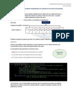 PALABRAS PALÍNDROMAS C++