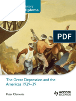 The Great Depression And The Americas 1929-1939 - Peter Clements - Hodder 2012.pdf