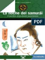 La noche del samurai - Anonimo.pdf