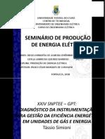 Apresentação - Produção de Energia Elétrica (1)