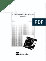 A Discovery Fantasy - Jacob de Haan (Parti)