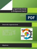 Desarrollo Organizacional y Empowerment