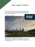 Los Mejores Lugares Turísticos de Chile.docx