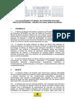 Edital-Regulamento Ocupação Espaços CCBB - 2019.2020