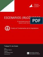 Escenarios Incomodos El Aprendizaje Sexual Como Actividad Moles Segovia Ana