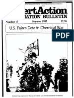 Covert Action Information Bulletin #17 - Chemical Warfare