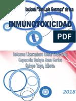 Inmunotoxicidad