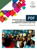 14 PPT Final UAMA Estado de Avance de Chile en Materia de ODS 2016 (1)