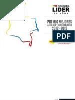 Mejores Alcaldes 2015
