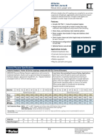 Parker Quick Coupling Products 60 Series 2012