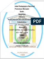 Software Para Elaborar Exámenes en Línea DOMY ESCALANTE