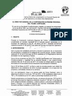 Resolución No. 1963 del 05 de julio de 2018