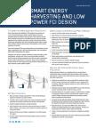 Adi Smart Energy Harvesting and Low Power Fci Design Solutions En