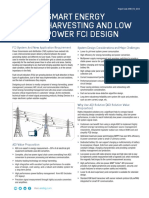 Adi Smart Energy Harvesting and Low Power Fci Design Solutions En