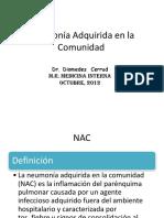 Neumonaadquiridaenlacomunidad1 140225195816 Phpapp01(1)