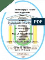 ENSAYO Maria Amador