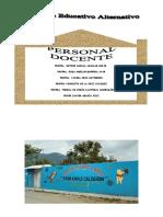 Proyecto Educativo Frida Nuevo