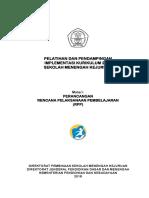 b3.2 Penyusunan Prota-Promes Dan RPP