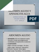 Abdomen agudo y apendicitis aguda.pdf