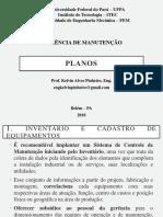 8. Planos